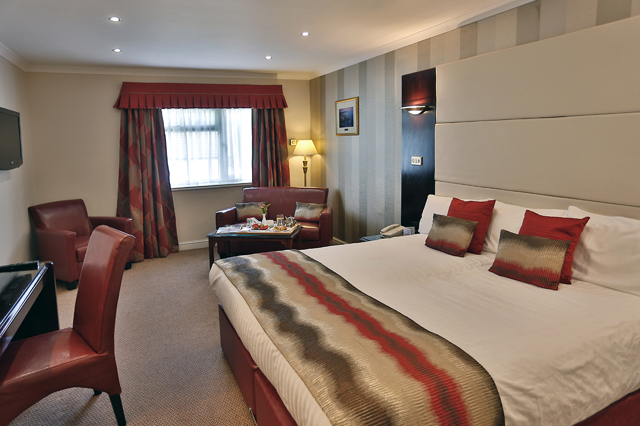 Heronston Hotel Refubished Executive Double room